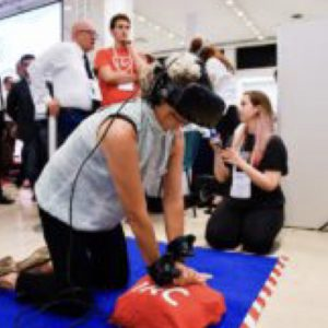 BLSD-VRQ: la rianimazione cardiopolmonare verrà insegnata attraverso la realtà virtuale