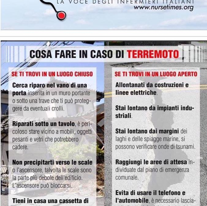 La Puglia invia aiuti al popolo albanese colpito dal terremoto