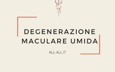 Degenerazione maculare umida