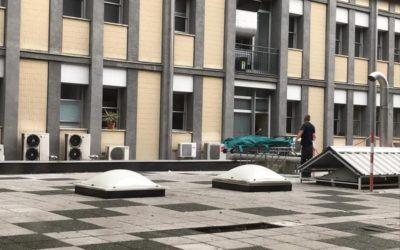 Infermiere precipita dal 16° piano del CTO di Torino: probabile suicidio per depressione