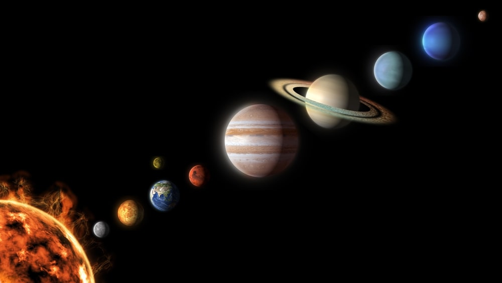 Allineamento dei pianeti