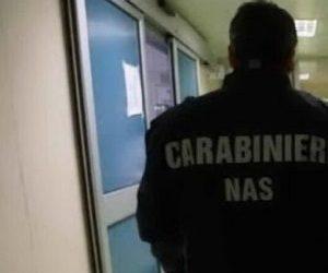 Controlli di Nas Potenza e Cagliari: individuate case di riposo non idonee