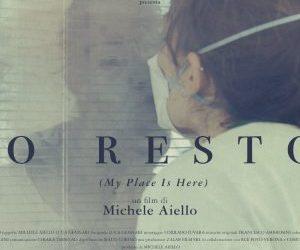 """""""Io Resto"""" unico film documentario girato all'interno di un ospedale italiano durante la 1^ ondata da Covid-19"""