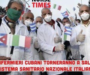 Sempre meno infermieri nei reparti: pronto il piano di emergenza per assumerli da Cuba