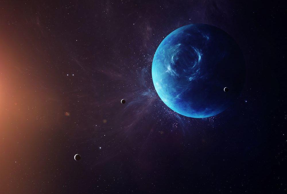 Nettuno: è l'ottavo pianeta dal Sole