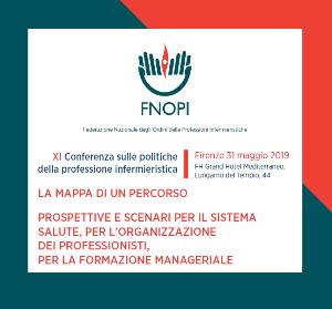Politiche della professione infermieristica, tutto pronto per la Conferenza nazionale