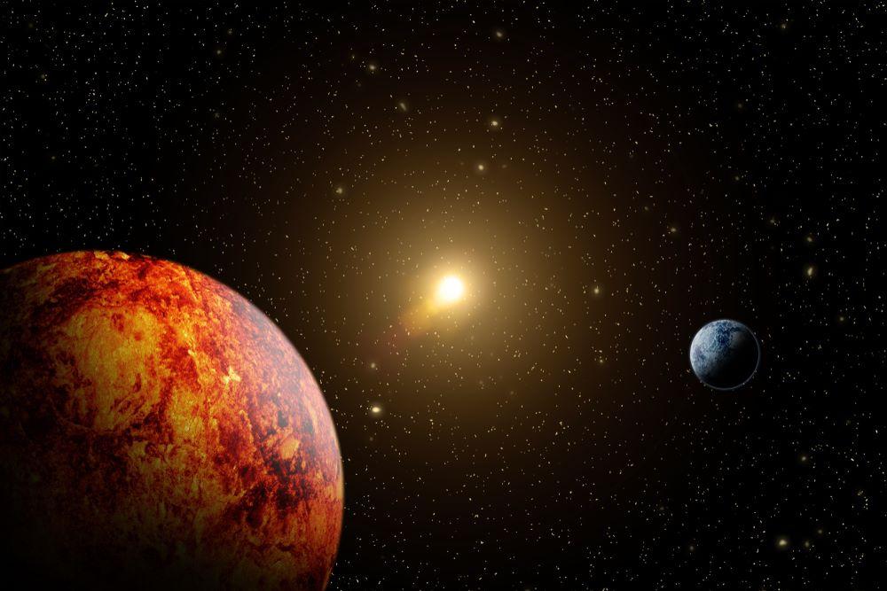 Venere: il secondo pianeta dal Sole